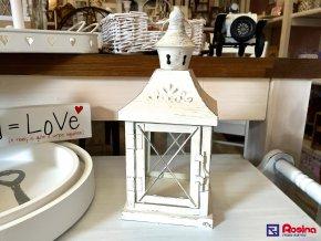Lampáš Provence Patina malý 25cm, 15,00€, 8505200TRE