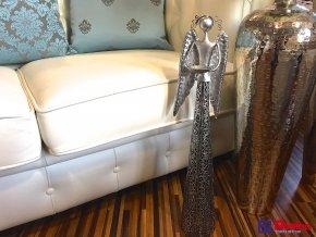 Anjel kovový Romantic 56cm, 28,50€, 0011352HAR