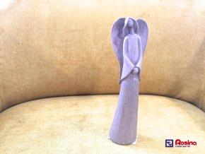 Soška Anjelik hnedý 19,5cm, 9,90€, 001O2B05218HAR