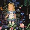 Nathalie Lete Alice in Wonderland at Loop London 1 1494589248