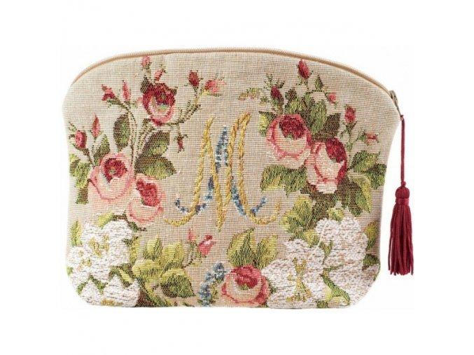 cosmetic bag marie antoinette