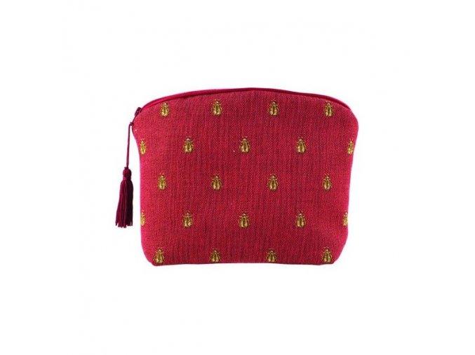 cosmetic bag bees napoleon
