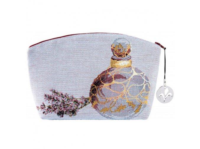 cosmetic bag cosmetic bag lavender perfume (1)