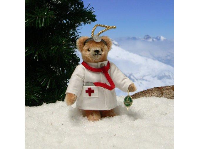 Medvídek lékař 14 cm