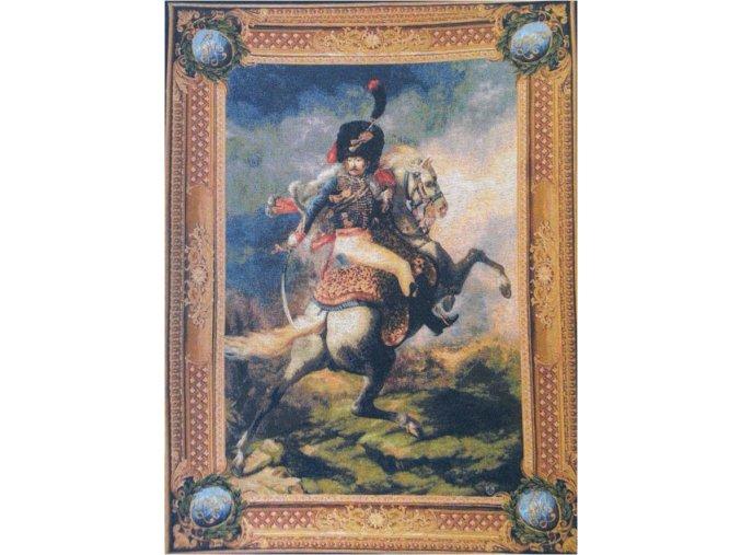 Dekorační gobelín Cavalier de la garde Imperieale