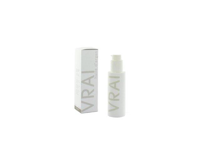 VRAI Kosmetický arganový olej na tělo a vlasy