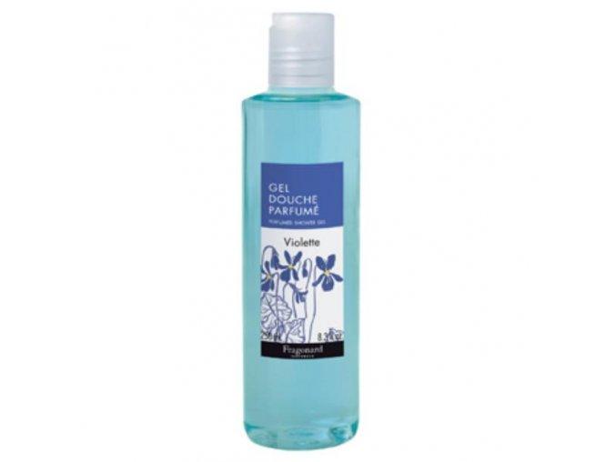 Parfémovaný sprchový gel Violette