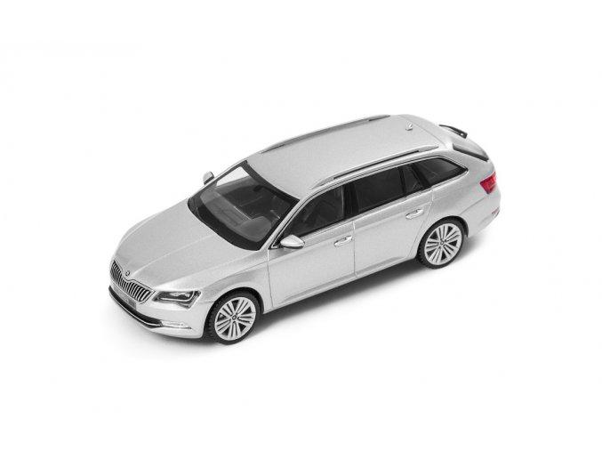 Škoda Superb III Combi