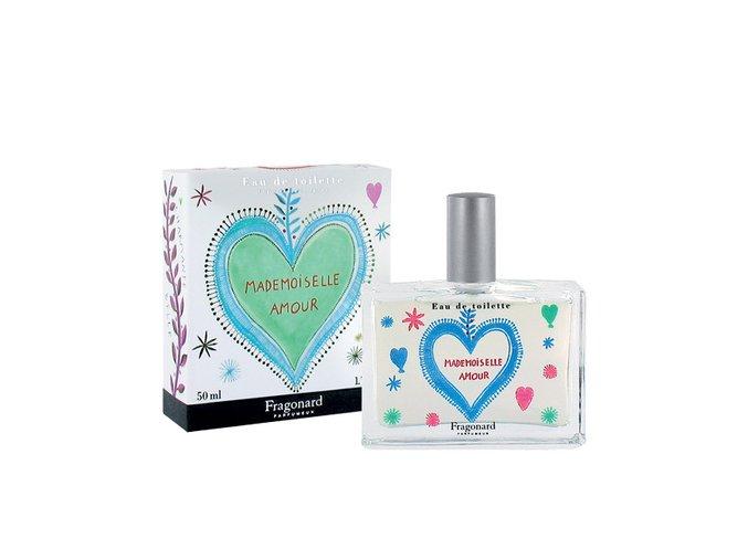 Toaletní voda Mademoiselle Amour