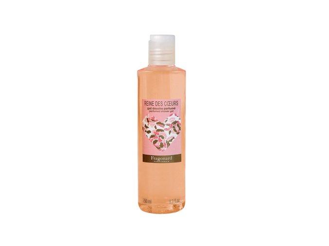 Sprchový gel REINE DES COEURS