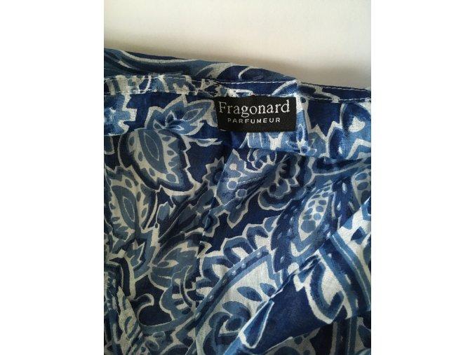 Kimono modré Fragonard