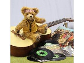 Medvídek 50. výroční Woodstock, 32 cm