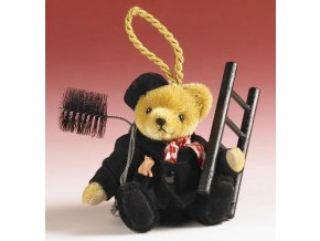 Medvídek kominíček pro štěstí 11 cm