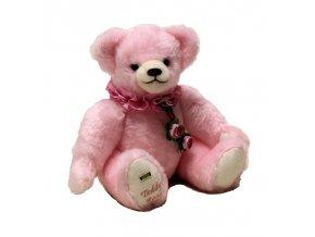 Medvídek Teddy Rose s růžičkami