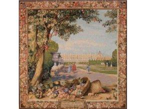 Dekorační gobelín Versailles