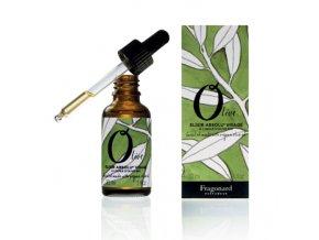 Olive kosmetický olej na obličej