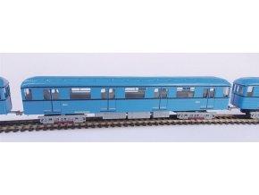 Model vozu metra 81.714 (vložený)