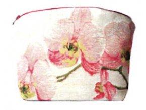 Ručně tkaná kosmetická taštička