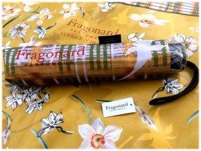 Deštník skládací Fragonard design