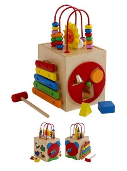Motorické a edukativní hračky, kreativní sady