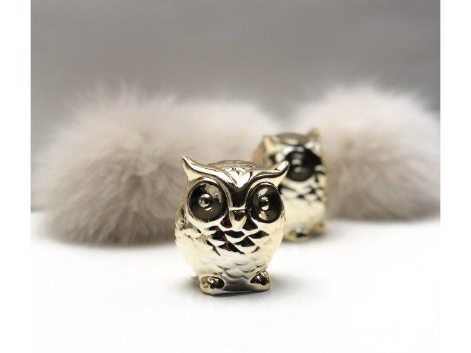 Dekorace ,,Owl,,