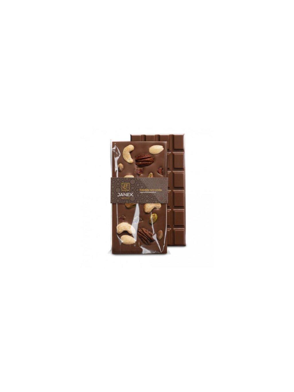 mlecna cokolada jankova pecet