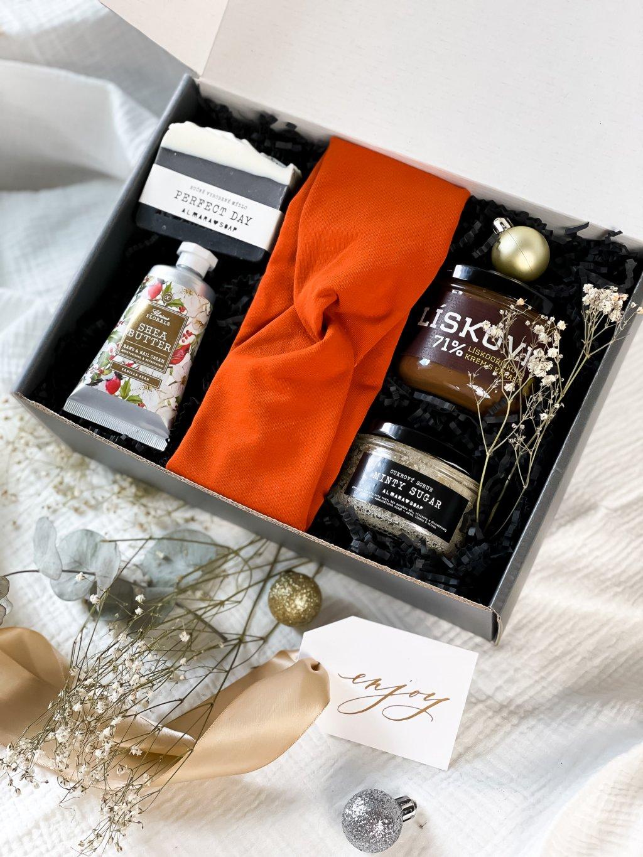 Vánoční dárkový balíček Zimní pohoda