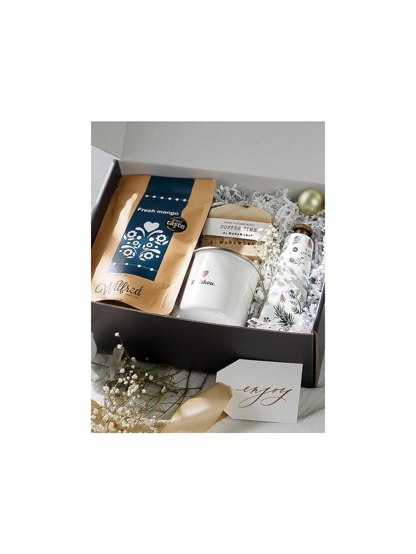 Vánoční dárkový balíček Tea or Coffee