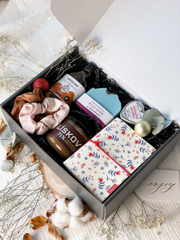 Vánoční dárkový balíček pro ženy