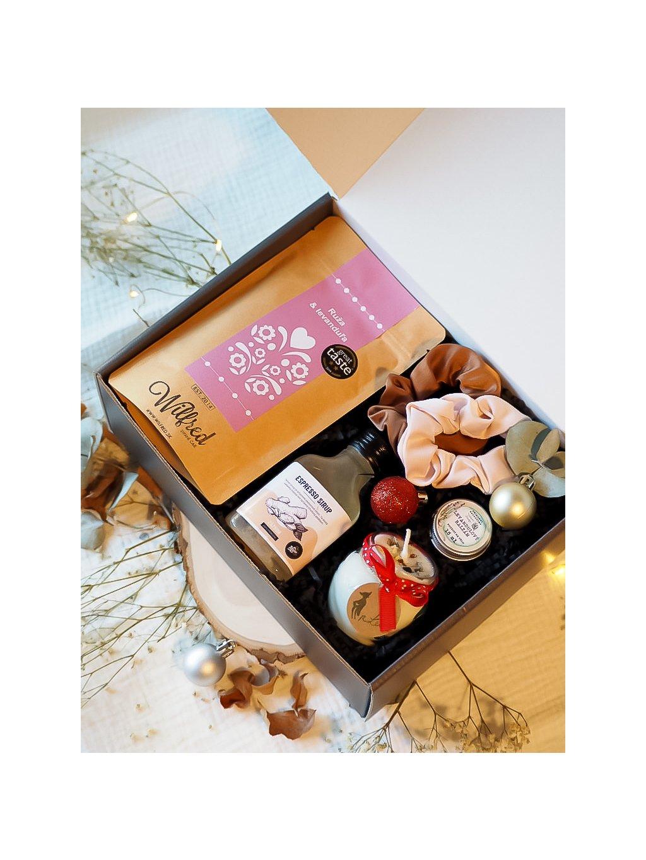 Vánoční dárkový balíček Pohoda s čajem