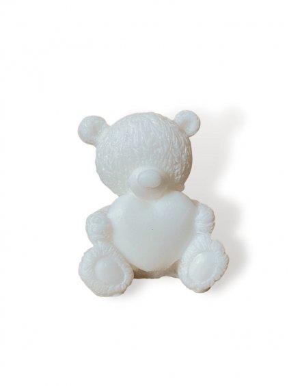 mydlo medvidek se srdickem