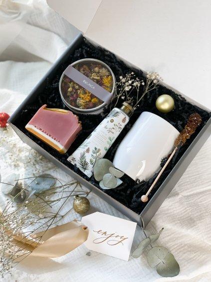 Vánoční dárkový balíček Vůně Vánoc