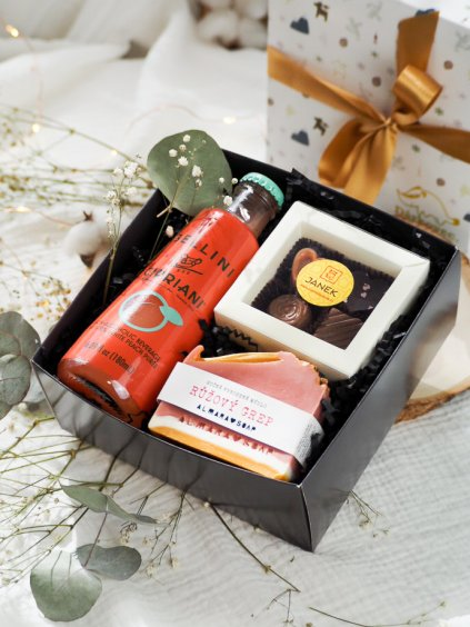 Vánoční dárkový balíček Sladká vůně Bellini