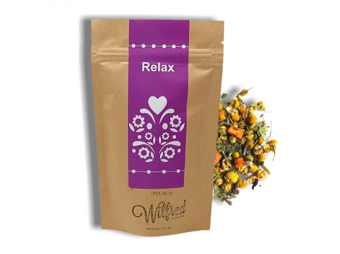 relax tea wilfred