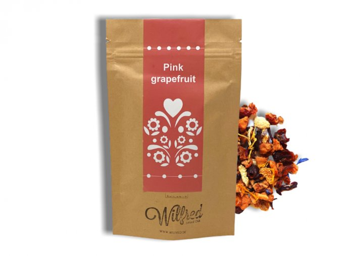 pink grapefruit tea wilfred