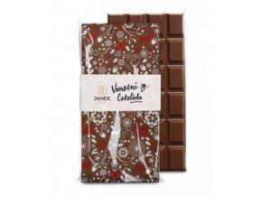 vanocni tmava cokolada janek