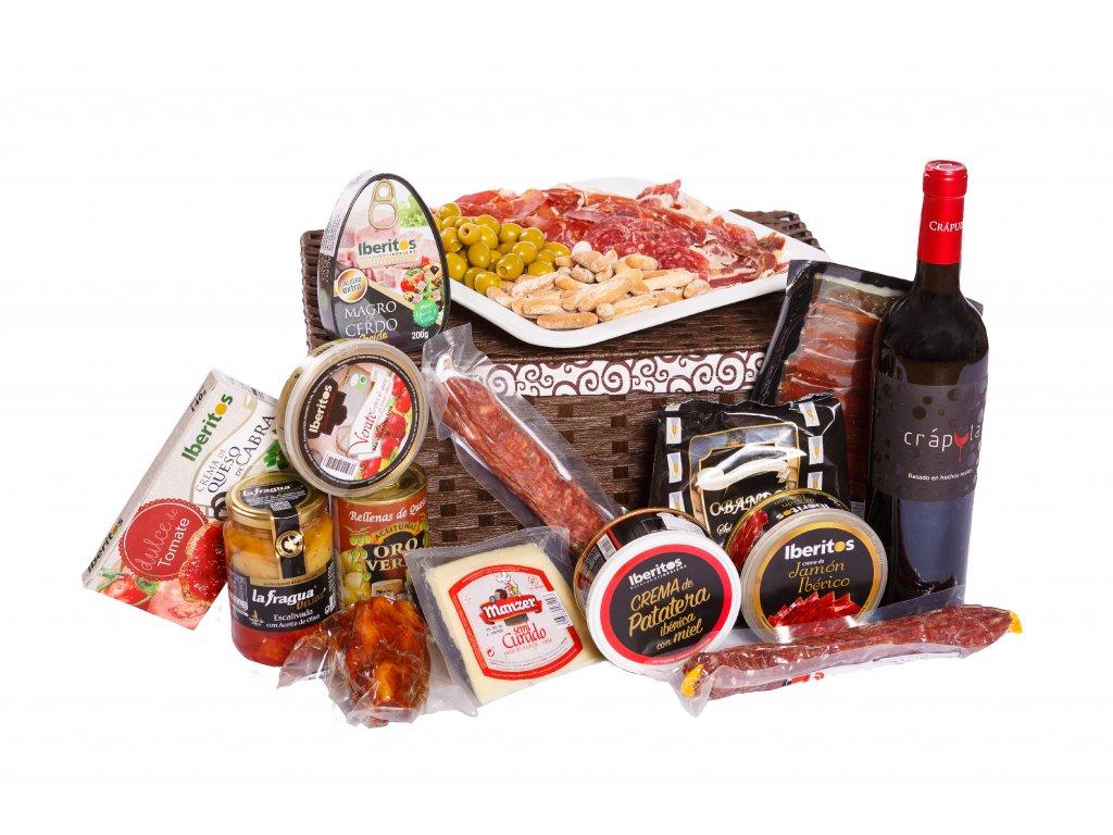 Exluzivní výber španělských delikates