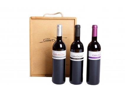 Dárkové balení Španělská červená vína