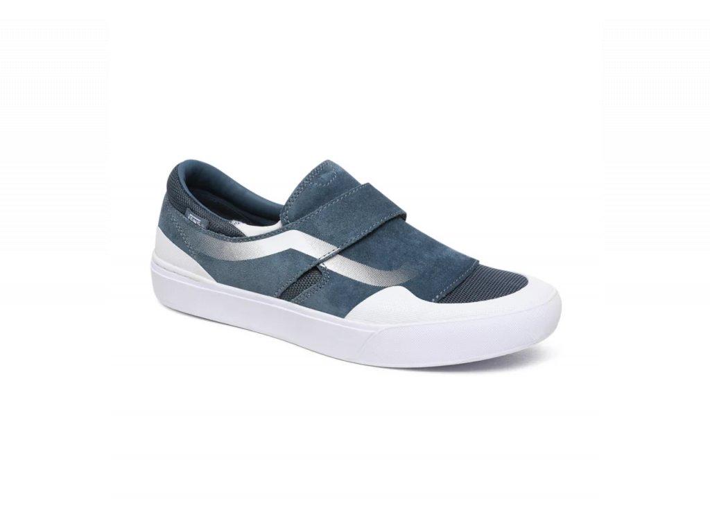 Boty Vans Slip-On Exp Pro (Mirage) Blue/White