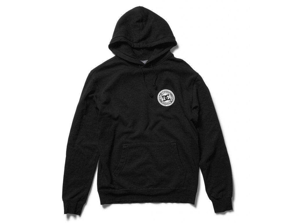 Mikina DC Wes Kremer Seal Logo Black