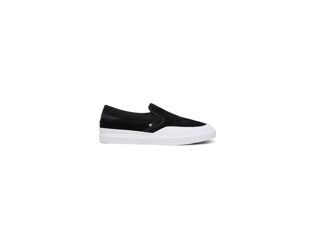 Boty DC Infinite Slip-On S Black/White
