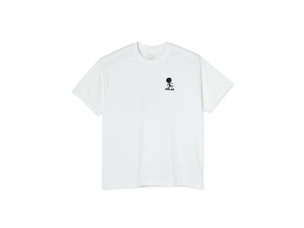 Triko Polar Weight Tee White