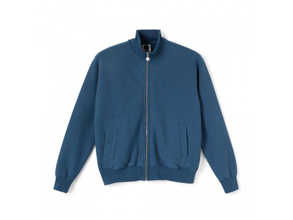 Mikina Polar Torsten Track Jacket Blue
