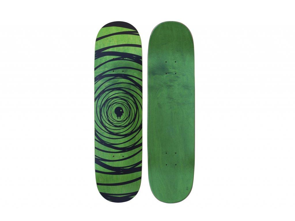 Deska Charge Spiral Green (deep concave)