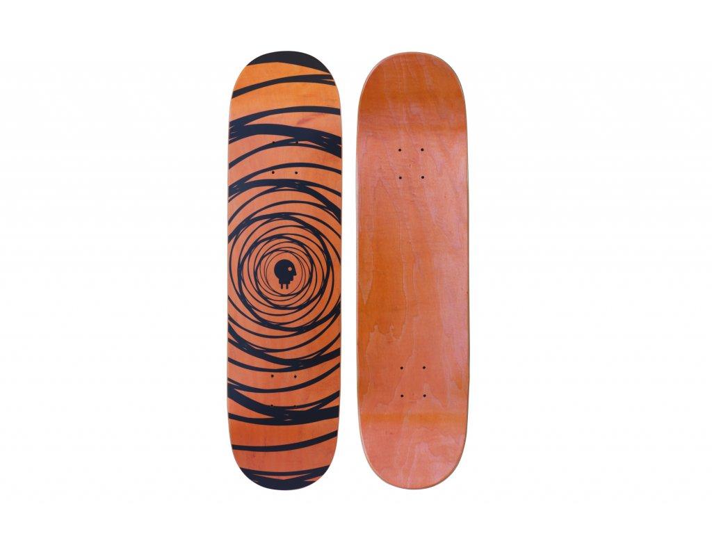 Deska Charge Spiral Orange (medium concave)