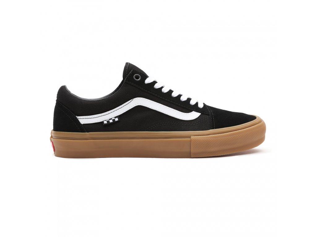 Boty Vans Skate Old Skool Black/Gum