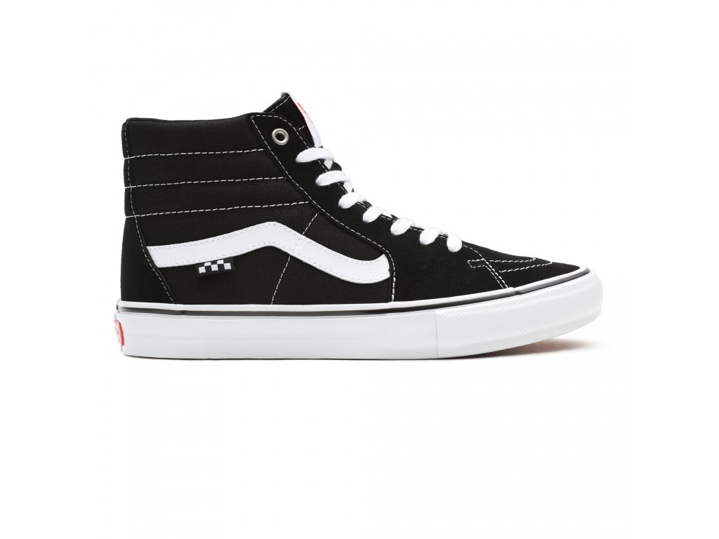 Boty Vans Skate Sk8-Hi Black/White
