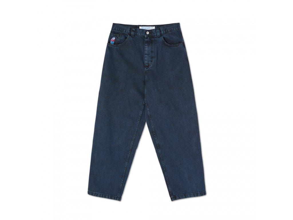 Kalhoty Polar Big Boy Jeans Blue Black