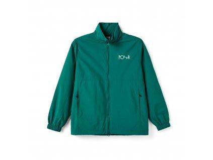 Bunda Polar Coach Jacket Green