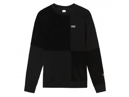 Mikina Vans Fabiana Delfino Crew Sweater Black